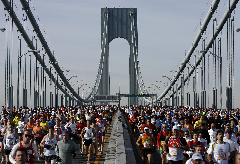 """Sandy fa ancora """"danni"""", cancellata la Maratona di New York"""