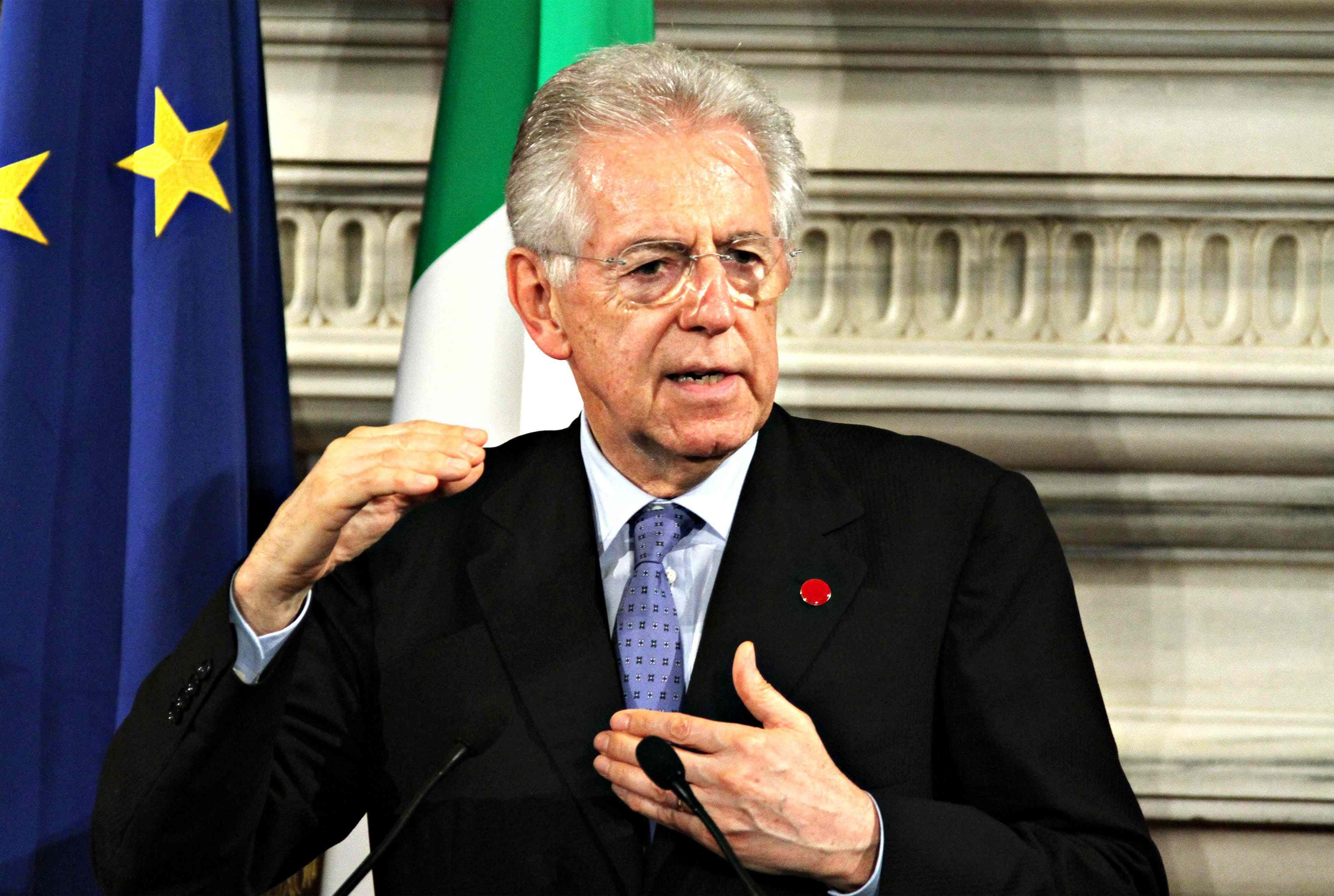 Gli Indipendenti per l'Italia categorici: la garanzia è Monti