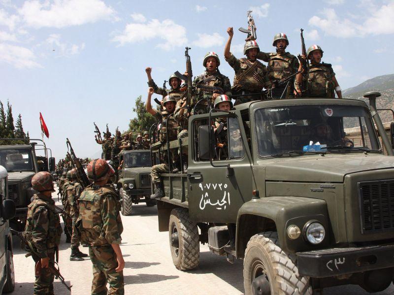 Svolta in Siria, l'opposizione si unisce contro Assad