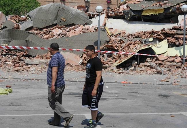 Fondi per il terremoto, Monti si attiva: blocco Ue inaccettabile