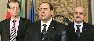 L'IdV in Campania quasi non c'è più: Marrazzo e Giordano via