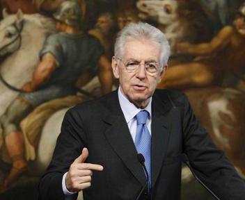 """Monti """"il profeta"""" lascia un memorandum agli italiani. Non richiesto"""