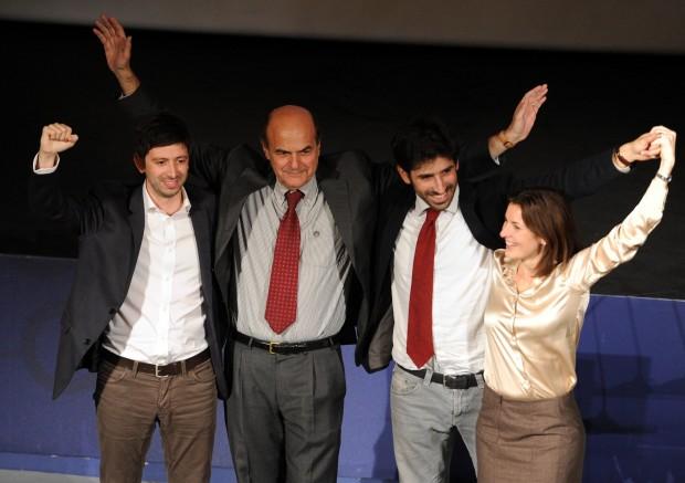 Bersani: ho vinto e ora lavoriamo per l'Italia