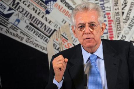 Monti non si schiera ma pronto a guidare chi sceglie la sua Agenda