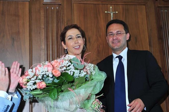 L'addio al Pdl di Anna Ferrazzano occasione di mobilitazione