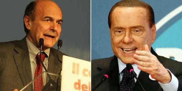 Monti tentato dal centro, Berlusconi spiazza ancora Bersani