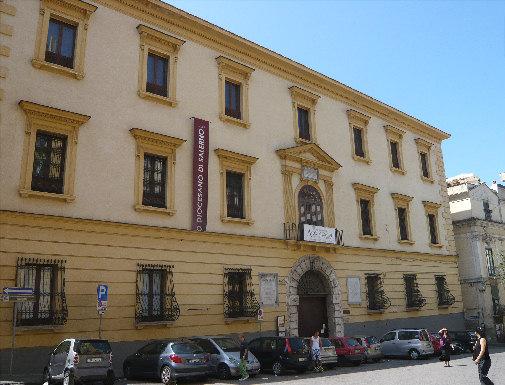 La denuncia / Sparizioni di opere d'arte, il caso Salerno