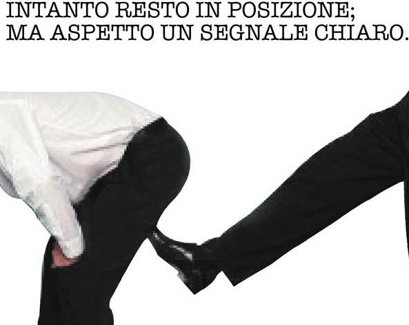 L'attesa rassegnata e delusa del popolo italiano