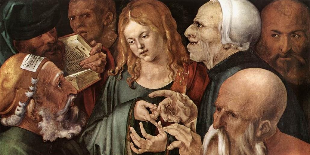 La straordinaria normalità del bambino Gesù secondo il Papa