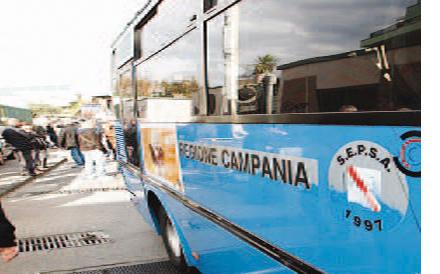 Sbloccati gli stipendi Eav, soldi anche a Sepsa, Circum e Metro