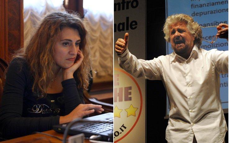 Grillo attacca sulle firme per nascondere i problemi interni