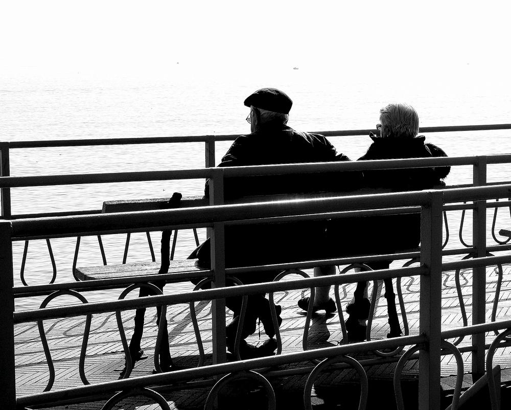 Al vertice i soliti noti: Povera Italia, povera a nuie