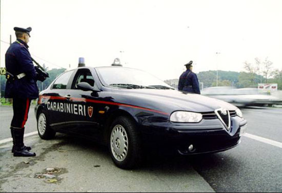 In Campania 8000 carabinieri per stanare la camorra nei suoi feudi
