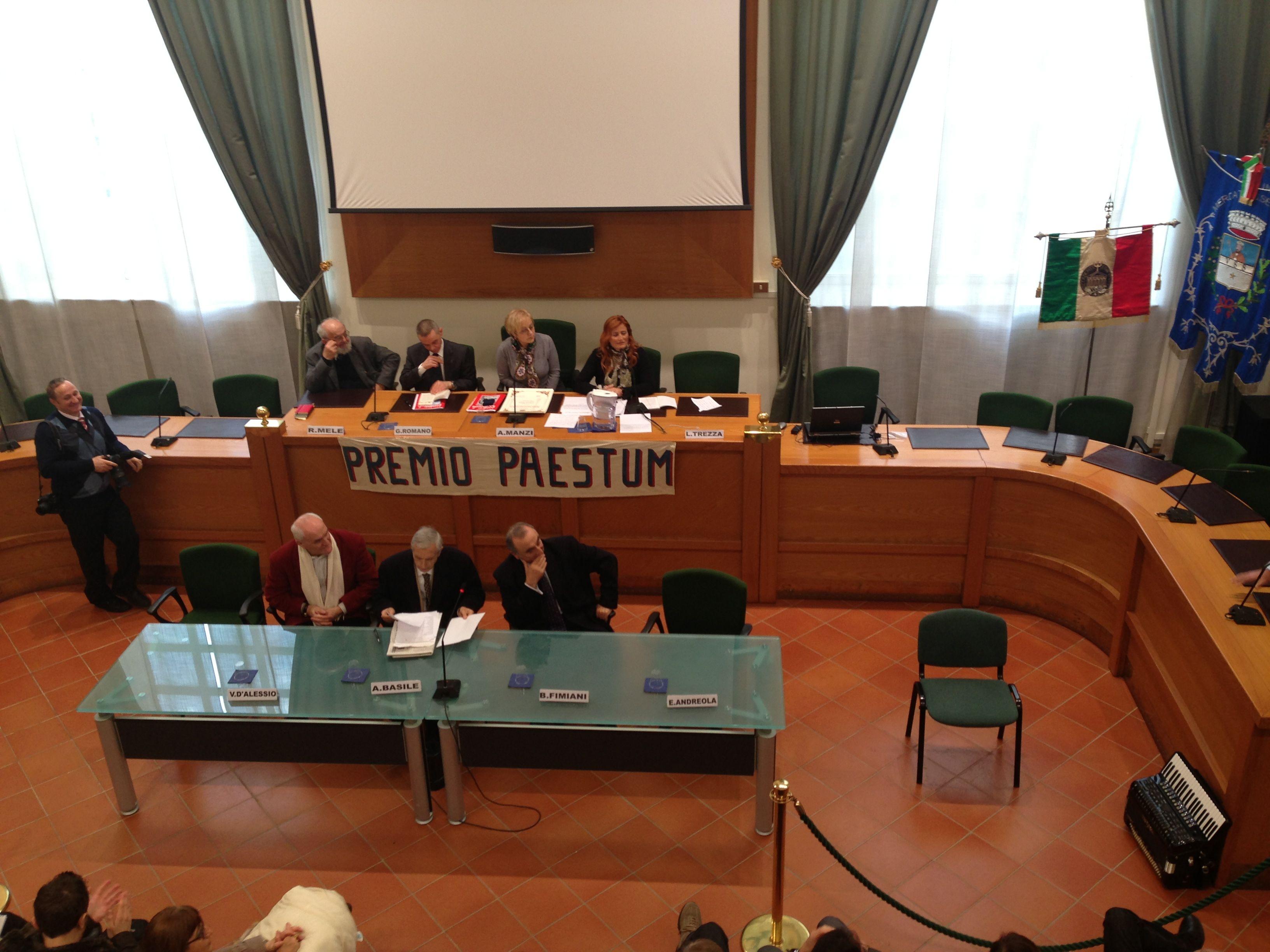 Il Premio Paestum ricorda il suo presidente Carmine Manzi