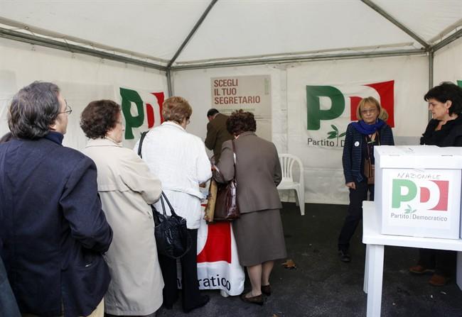 Il Pd a Salerno non fa votare Avagliano, amico di Parisi