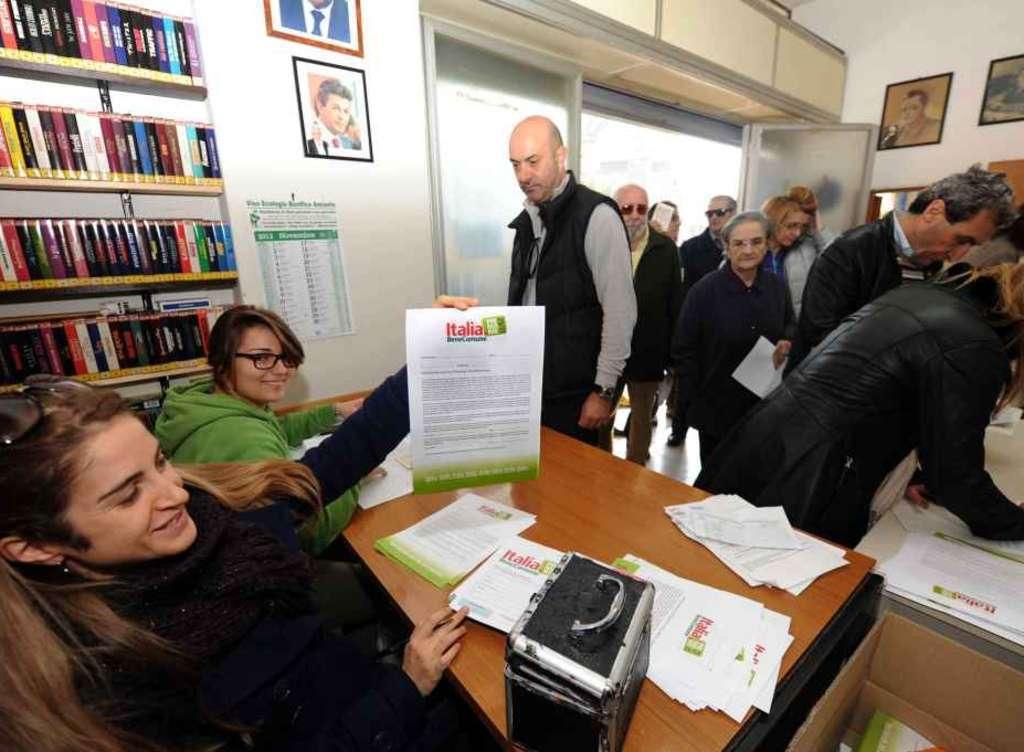 Urne chiuse per le primarie: centrosinistra alla resa dei conti