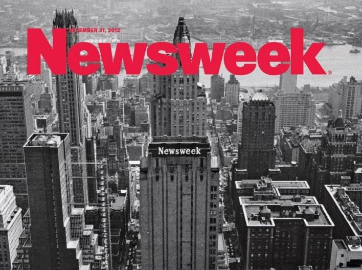 Newsweek perde 22 milioni di euro ed è in vendita