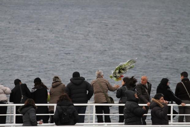Show in tv di Schettino ad un anno dal disastro della Concordia