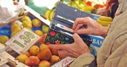 Siamo combinati peggio del dopoguerra: consumi mai così giù