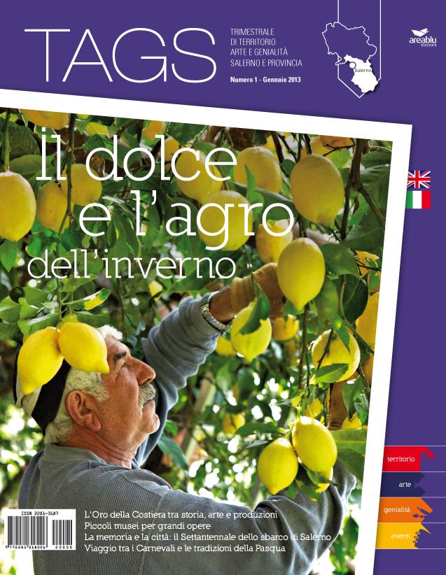 Agli Arsenali di Amalfi debutta Tags, rivista diretta da Luciana Libero