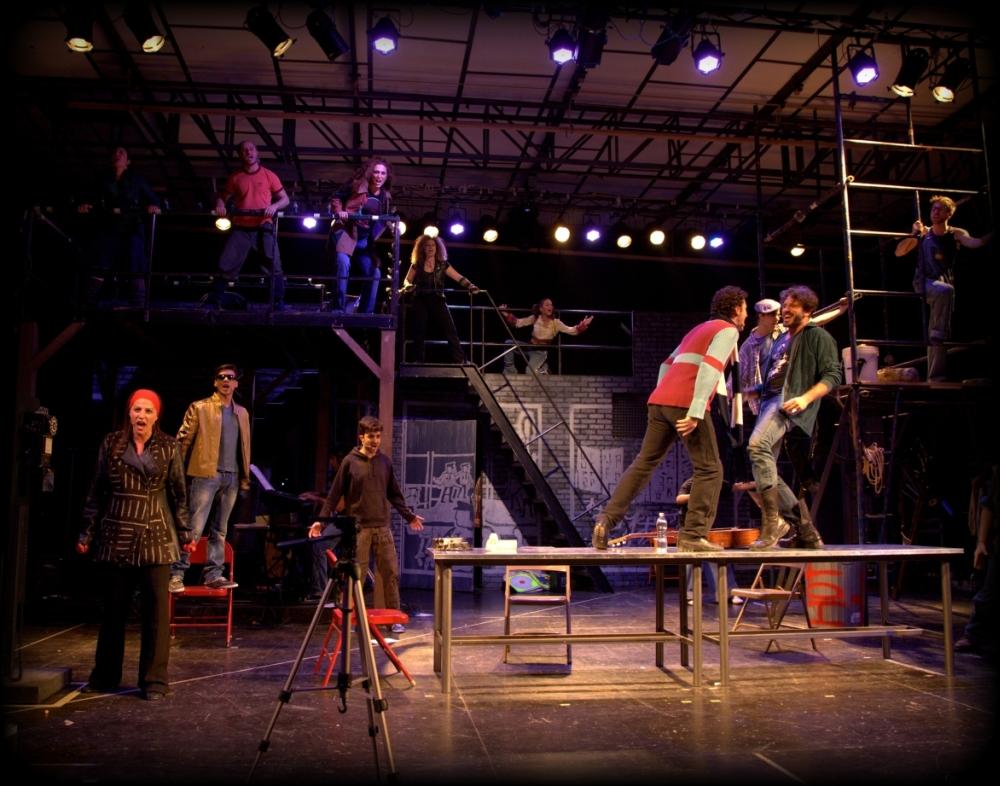 Al Trianon, il famoso musical «Rent» nel nuovo adattamento in napoletano