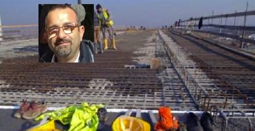 """""""Cabina di monitoraggio contro la catastrofe lavori pubblici"""""""