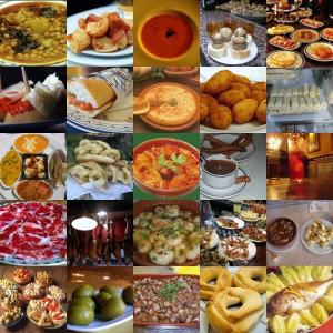 il cibo a madrid
