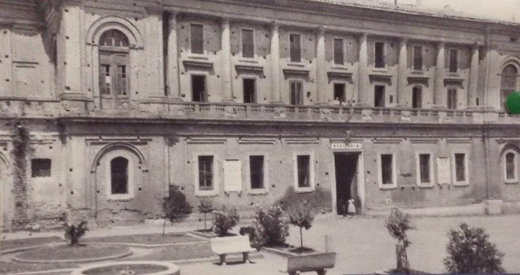 """Il """"mistero"""" del palazzo del principe Sanseverino a Mercato"""