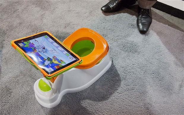 Las Vegas inventa il vasino con annesso iPad