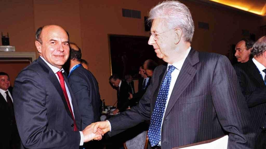 Il caso Mps accende lo scontro tra Monti e PD