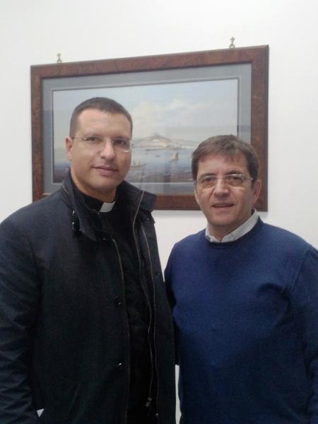 Don Luigi Merola conferma l'incontro con Berlusconi: non mi candido