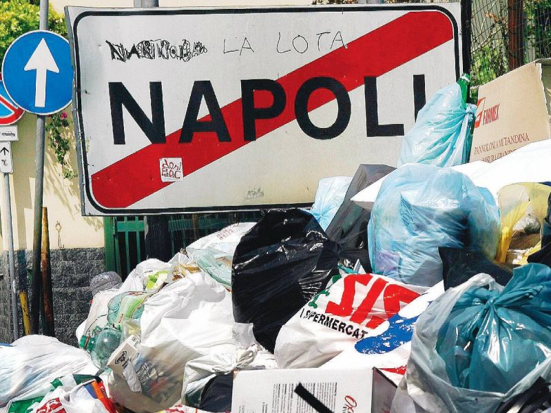 De Magistris insiste: niente termovalorizzatore a Napoli