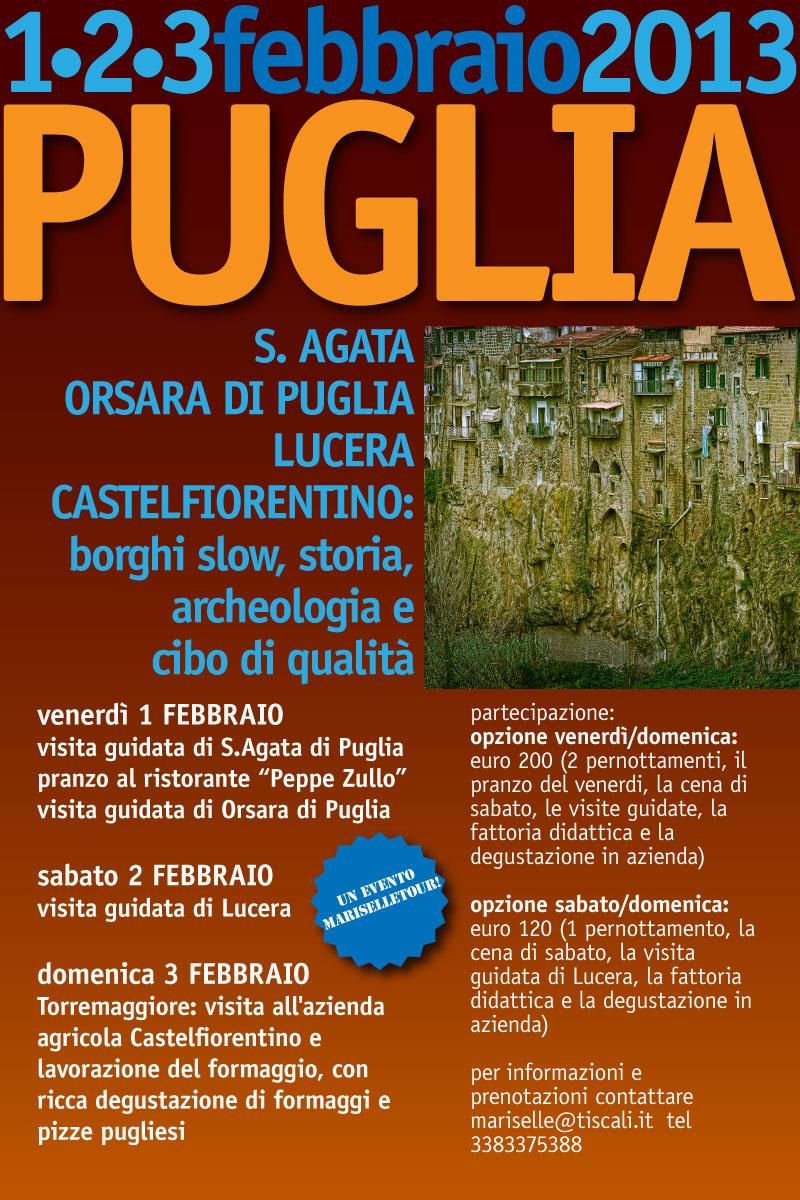 Mariselletour, 1-2-3 febbraio 2013
