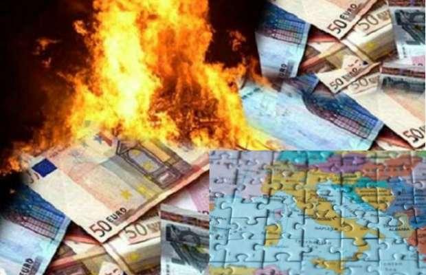 Parassitismo e sprechi costano all'Italia 6,5 miliardi