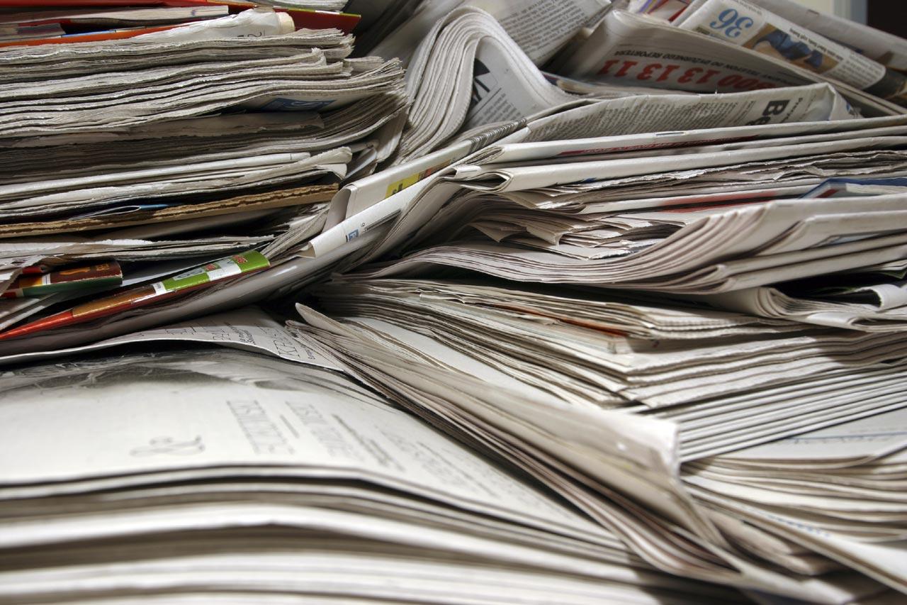Proteste per i giornali non più consultabili sui siti del Parlamento