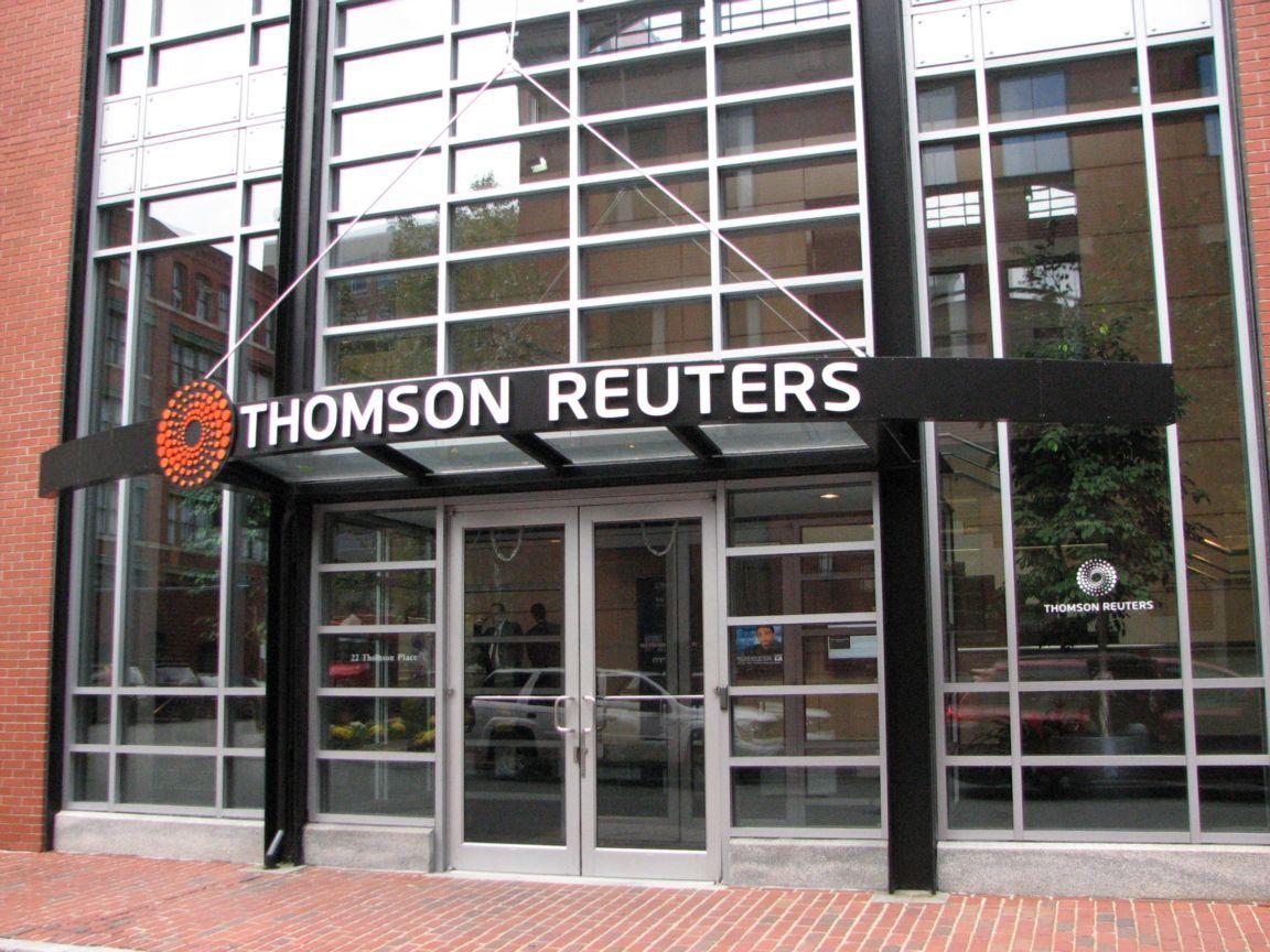 Anche la Thomson Reuter cede e manda a casa 3.000 persone