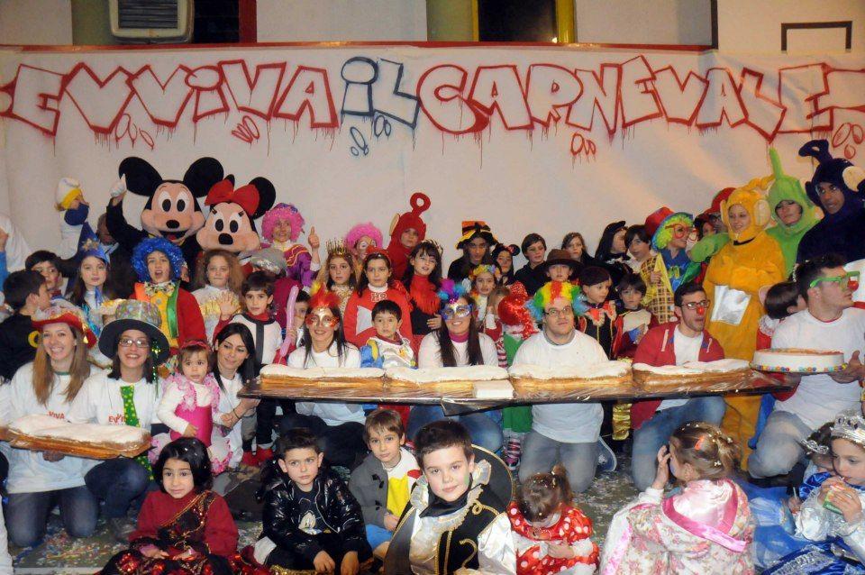 """Pontecagnano, grande successo per """"Evviva il Carnevale"""""""