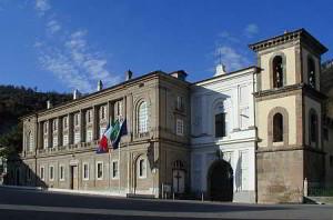 La sede del comune di Mercato San Severino