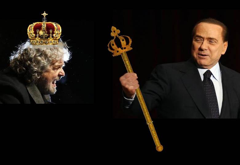 Berlusconi e Grillo, ecco due italiani così così