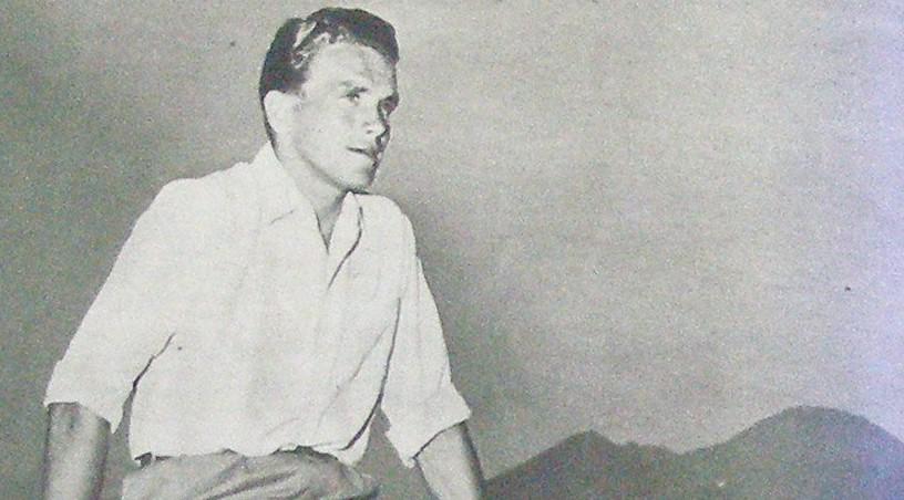 Morto Jeppson, il mitico centravanti svedese del Napoli