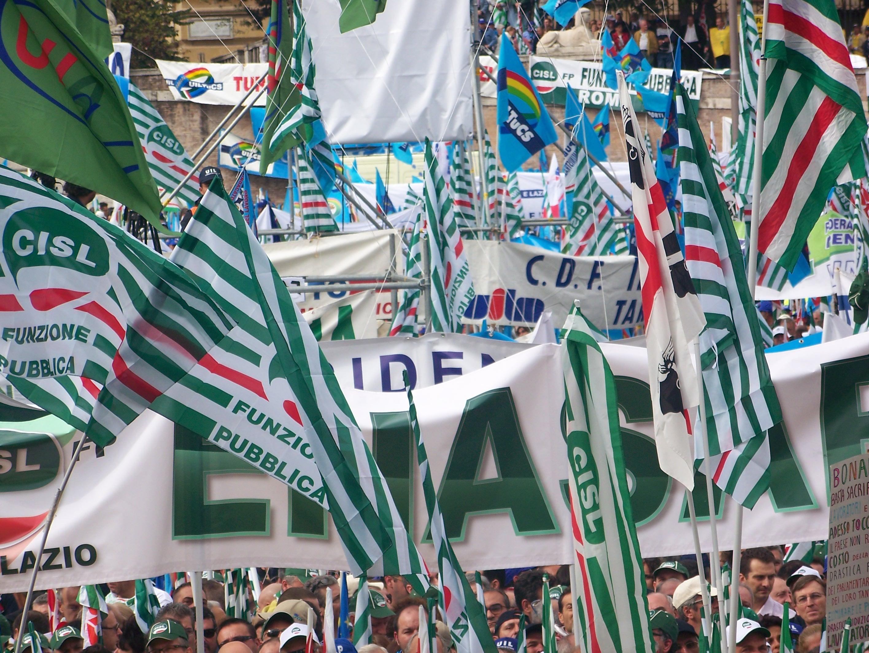Ciancio (Feneal Uil): la crisi della politica insidia i valori democratici