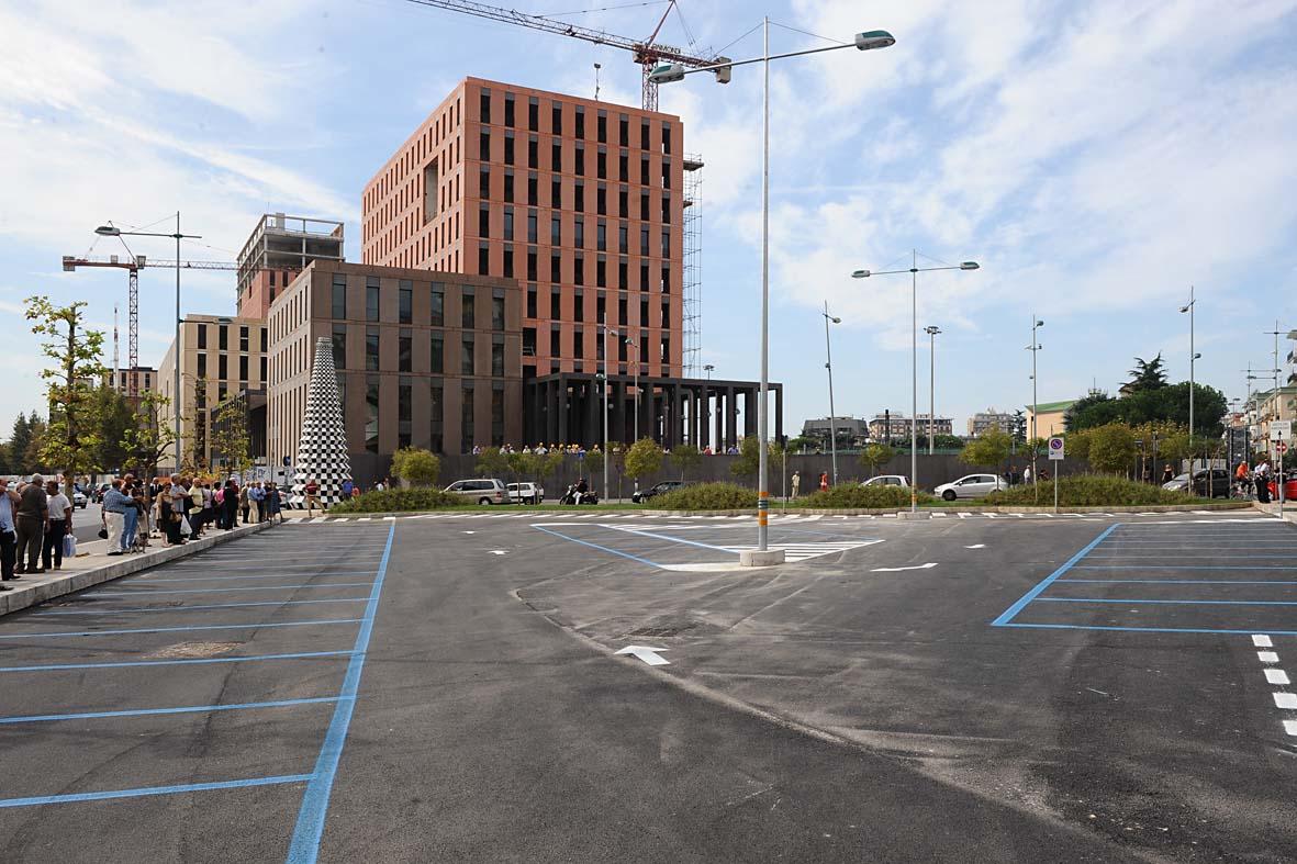 La Cittadella giudiziaria, altra incompiuta dell'era De Luca