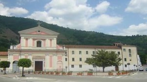 Il convento di Ciorani