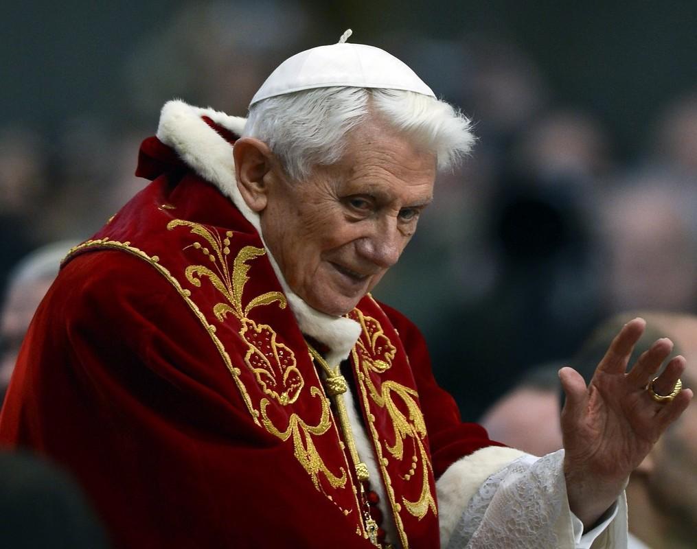 VATICAN-POPE-MASS-MALTA