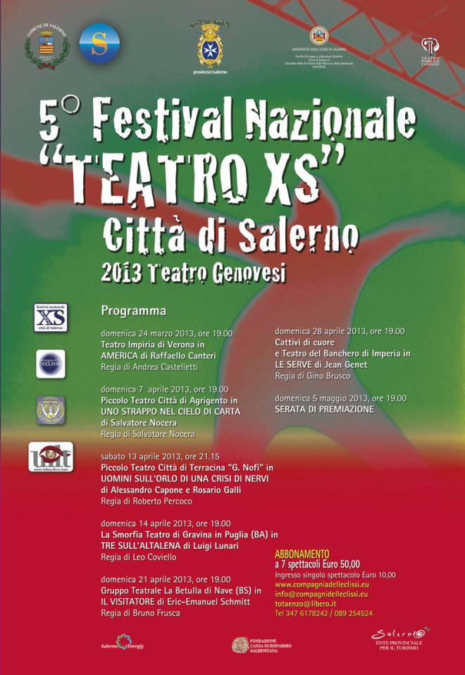"""Di necessità virtù: a Salerno il teatro che funziona è in taglia """"XS"""""""