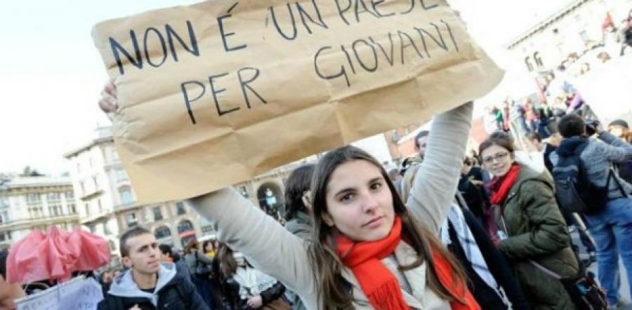 """Disoccupazione """"tragedia d'Europa"""", e in Italia va peggio"""