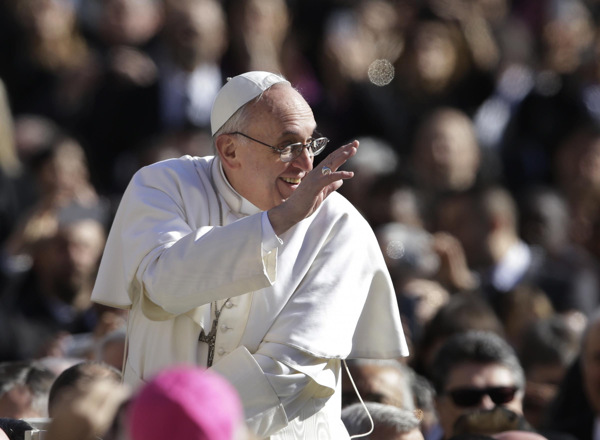 Il sogno di un Papa Francesco anche in politica