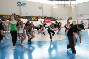 Lezioni di danza al Palacus