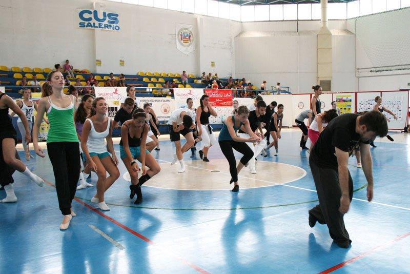 Salerno Danza d'aMare, iscrizioni aperte per la V edizione