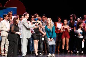 Premiazione I love dance 2013